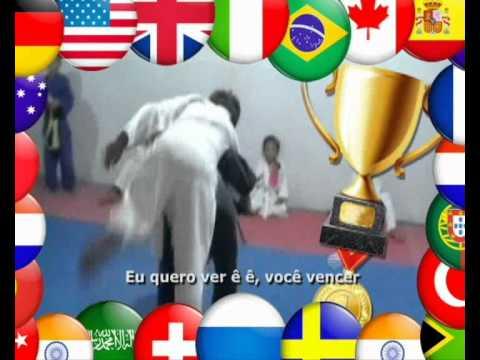 Dança das Olimpiadas 2016- Musica infantil-CLIPE OFICIAL