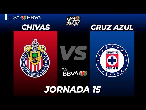 Guadalajara Chivas Cruz Azul Goals And Highlights