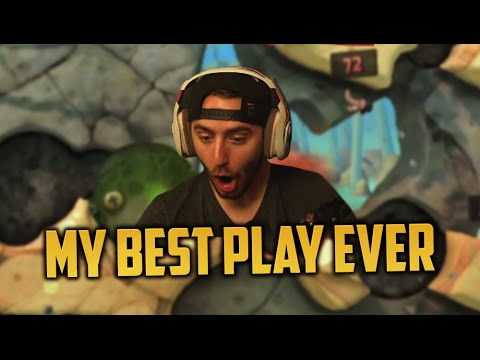 MY BEST PLAY EVER! (Worms Revolution) |