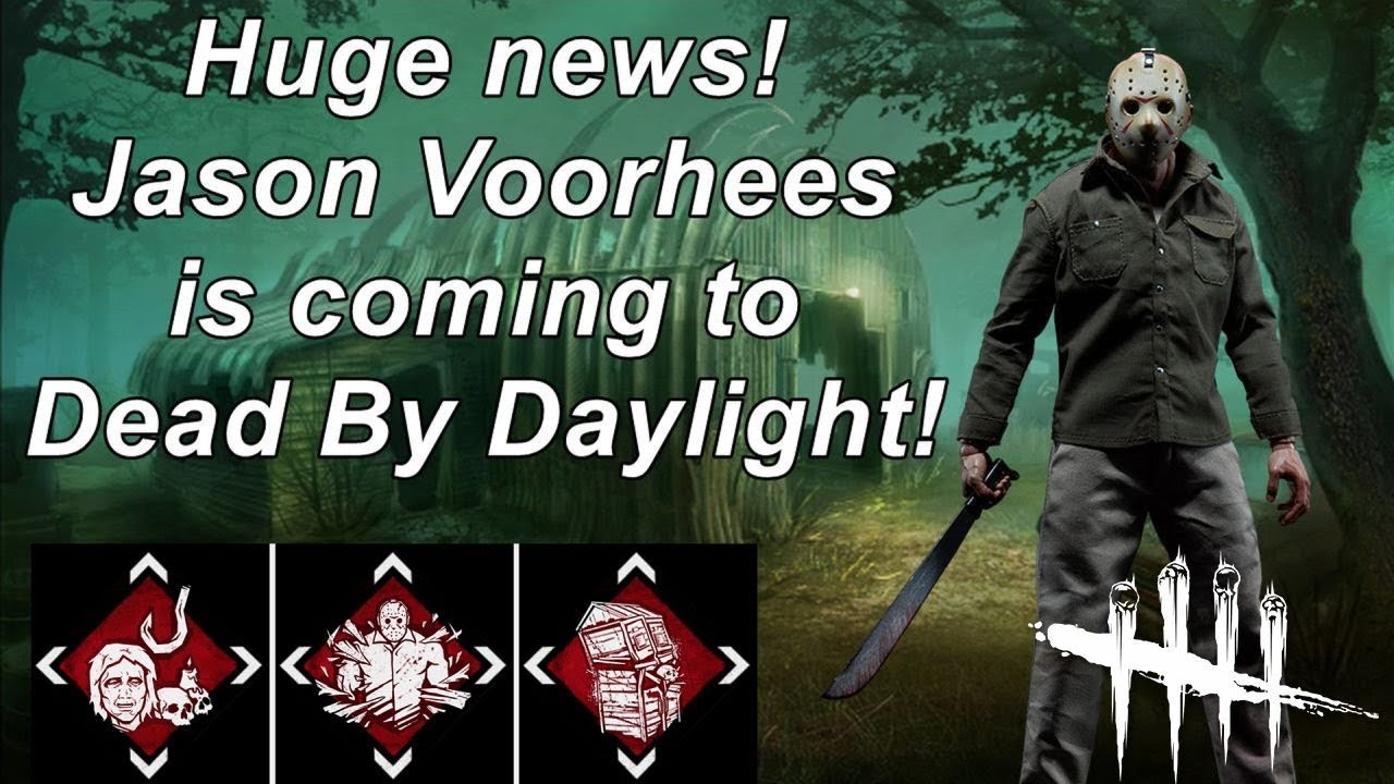 Dead By Daylight| Huge news! Jason Voorhees is coming to DBD! (April fools!)