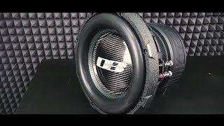 Subwoofers crash test  Deaf Bonce Apocalypse DB SA2715