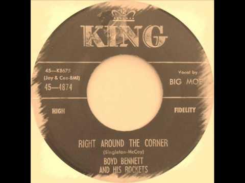 Boyd Bennett - Right Around The Corner