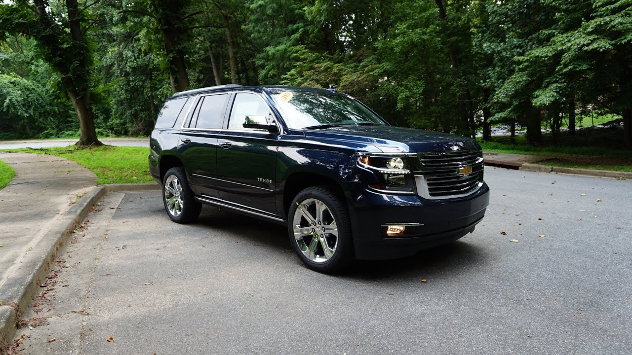 2019 Chevrolet Tahoe Premier - Part of a Dying Breed - YouTube