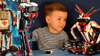 Lego Mindstorms Ev3 - все варианты роботов: TRACK3R, SPIK3R, R3PTAR, GRIPP3R, EV3RSTORM
