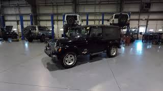 Davis AutoSports Pre-Listing 2006 Jeep Wrangler Unlimited LJ / New Build