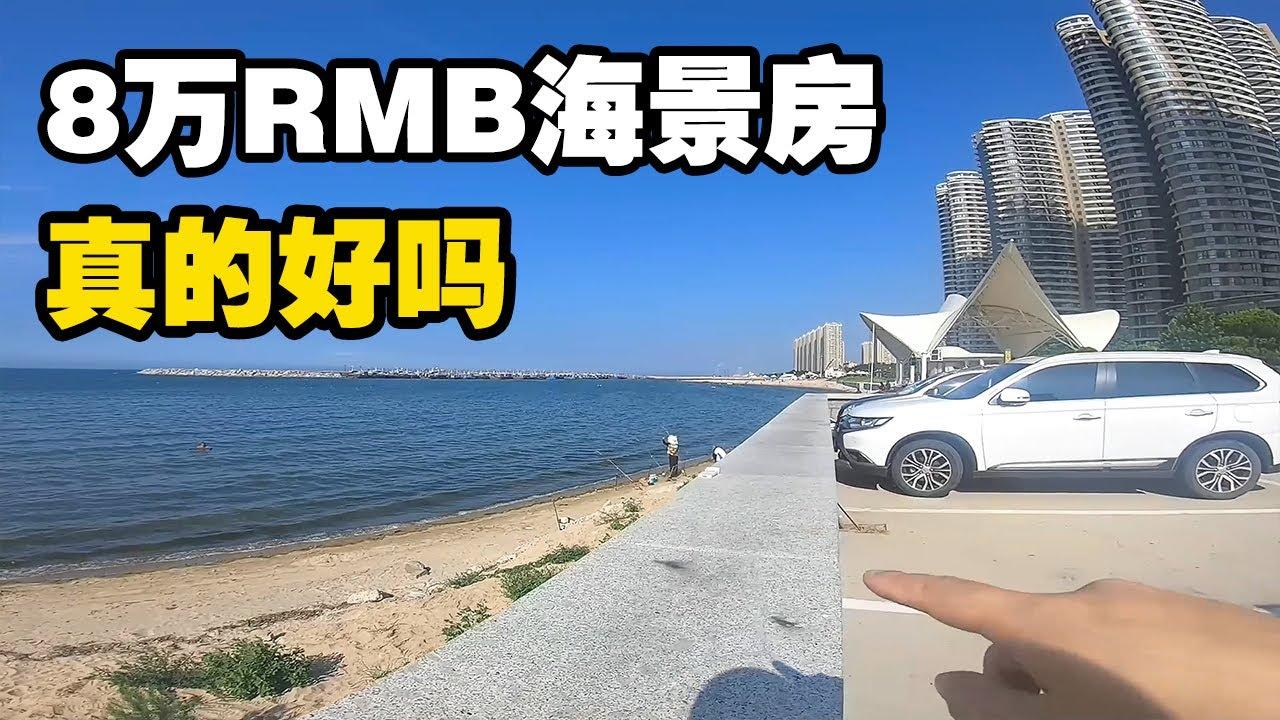 8万RMB就能买一套精装海景房?带你看真实龙口市养老房的现状【小龙侠兜兜】