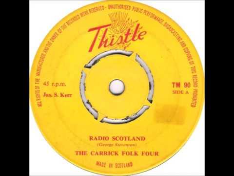 "The Carrick Folk Four - ""Radio Scotland"""