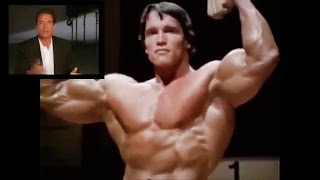 Arnold Schwarzenegger Tells The Truth About His Steroids Use Back In The 70