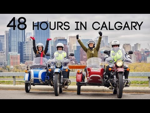 48 Hours in Calgary: Behind the Scenes