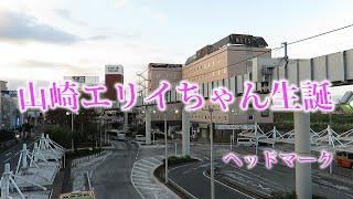 湘南モノレール・山崎エリイちゃん生誕HM(Shonan Monorail)