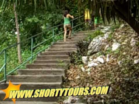 Roaring River Mineral Spring & Cave Jamaica Tour