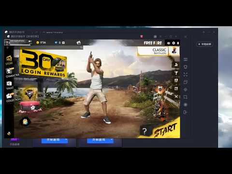 XAPK Installer on TENCENT Mobile Assistant Android Emulator for PC