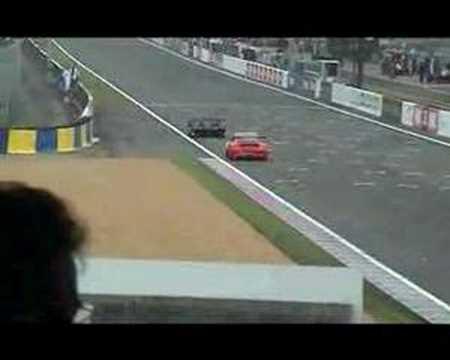 Le Mans 24H Test Day 2008