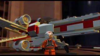 Мультфильм,Игра Звездные войны Star wars эпизод 5 Империя наносит ответный удар часть 24