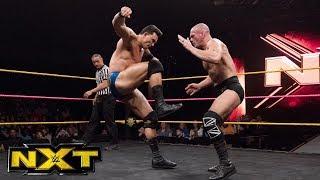 Oney Lorcan & Danny Burch vs. Riddick Moss & Tino Sabbatelli: WWE NXT, Oct. 25, 2017