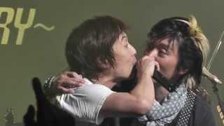 JUN SKY WALKER(S) 全部このままで 2013/5/12 那須町文化センター.