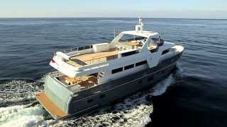 85&#39 ecHo Voyager by Monte Fino Yachts