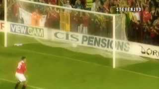 Lee Sharpe - Goals and Celebrations - Manchester United