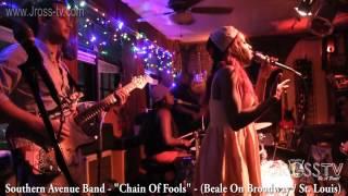 "James Ross @ Southern Avenue - ""Chain Of Fools"" - Live In St. Louis - www.Jross-tv.com"