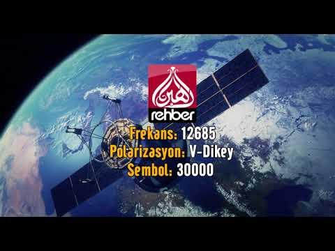 Rehber TV HD Yayın Frekans Bilgileri