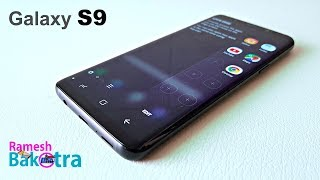 Samsung Galaxy S9 Unboxing and Full Review