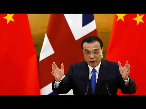 China and the UK committed to upholding free trade and globalization
