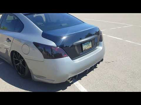 Repeat My Maxima Update #2 New Motordyne Exhaust! |Car VLOG