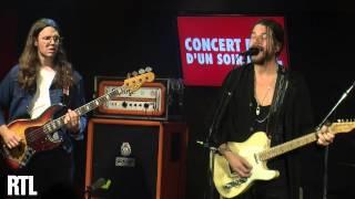 Jonathan Wilson - 03/11 - Desert Raven en live dans les Nocturnes RTL de Georges Lang.