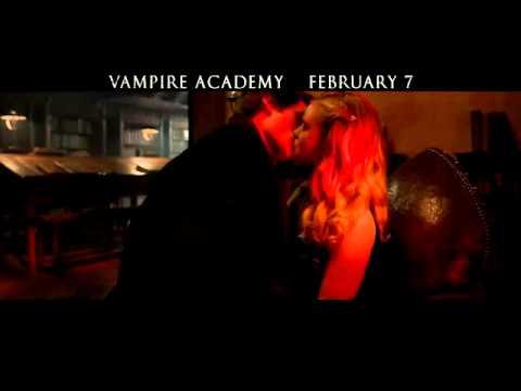 """Vampire Academy TV Spot: """"Confianza"""" Subtitulos en ESPAÑOL"""