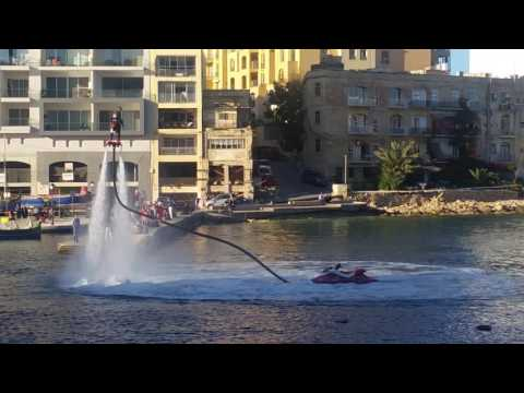 Fly Board Jet Sky Malta St Julians