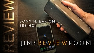 sony h.ear Go  Review