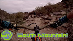 So this is mountain biking! | South Mountain | Intense Spider | Phoenix, AZ