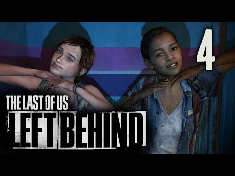 The Last of Us Remastered Left Behind DLC - Part 4 - SECOND CHANCES EVERYWHERE