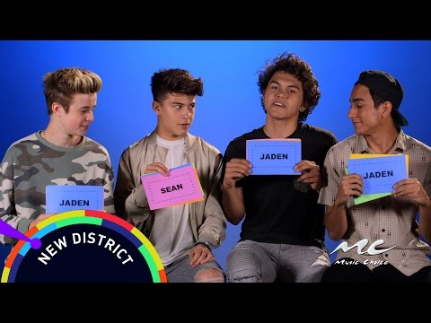Music Choice Games: New District - Who's More Likely To