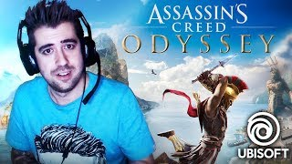AuronPlay juega a Assassin's Creed Odyssey en primicia - E3 2018