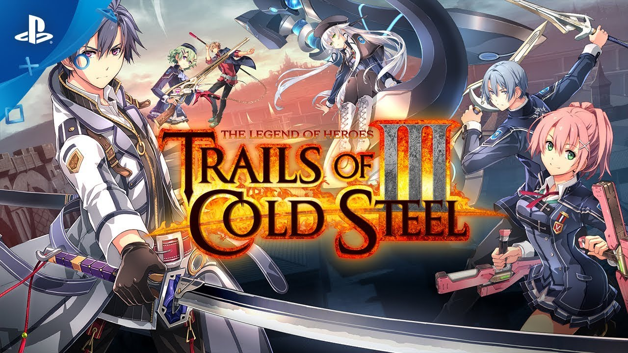 The Legend of Heroes: Trails of Cold Steel III | New Allies Trailer | PS4