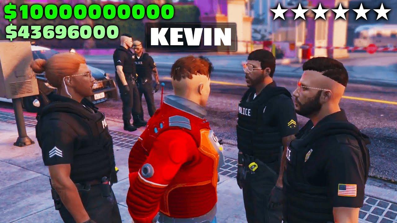 Polizeiverfolgung ESKALIERT in GTA 5 RP