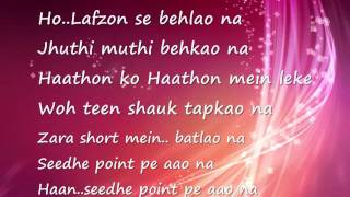 Acha lagta hai - Aarakshan {full song with lyrics}