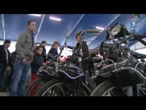 niort 79 les puces moto paradis des motards youtube. Black Bedroom Furniture Sets. Home Design Ideas