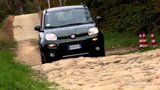 Essai - vidéo : Fiat Panda 4x4