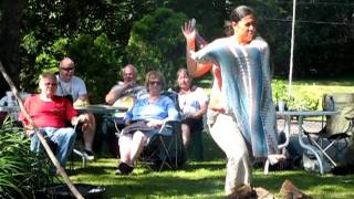 Blanket Dance - Wiquapaug Pequot Tribe