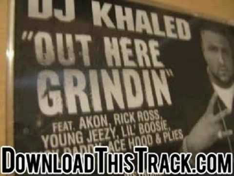 dj khaled  Out Here Grindin Clean  Out Here Grindin Fin