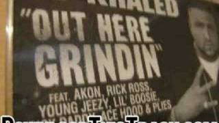 dj khaled - Out Here Grindin (Clean) - Out Here Grindin (Fin