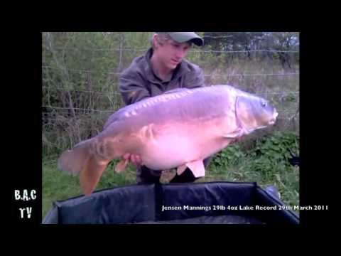 Lake Record From Duchess Pond Bristol Angling Centre