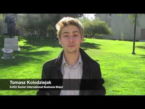 Why do international students choose SJSU?