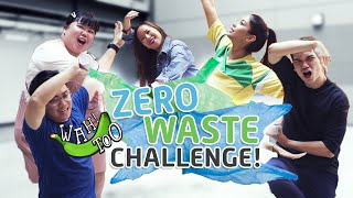 Zero Waste Challenge - Team PK vs Team Wasted!
