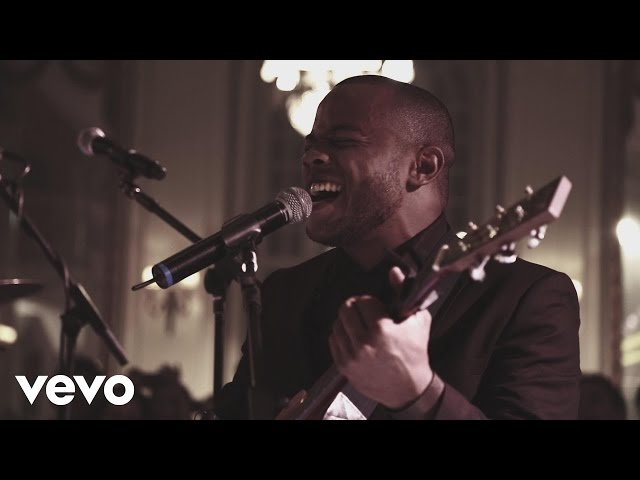Preto no Branco - Eu Te Agradeço (Ao Vivo) ft. Israel Salazar