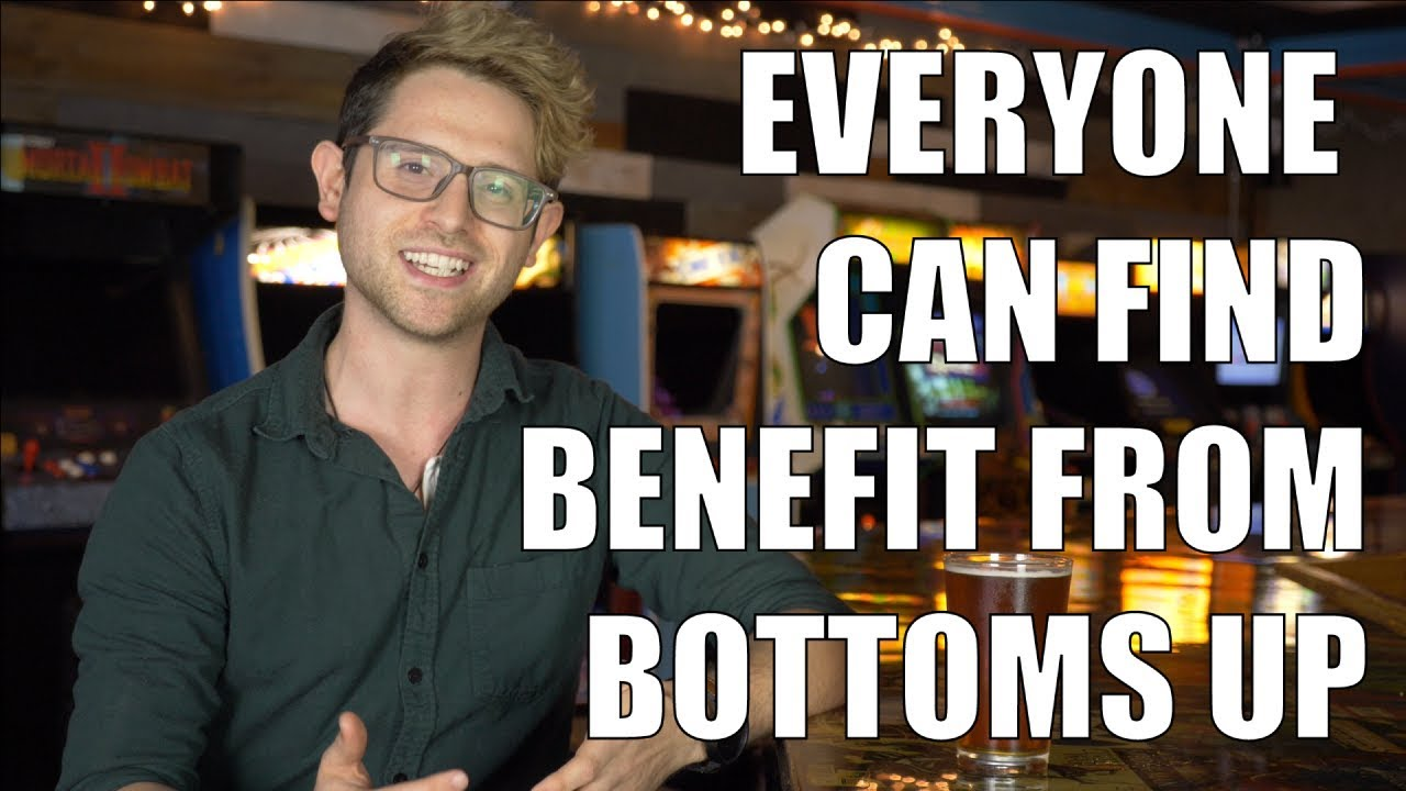 Everyone Can Find Benefit from the Bottoms Up Draft Beer System - OneUp Barcade Testimonial