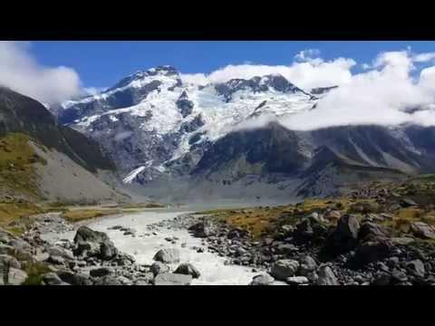 Mt Sefton, Mt Cook National Park [Ultra HD 4K]