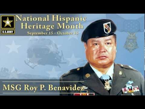 Hispanics in the Army - Recognizing their Achievements